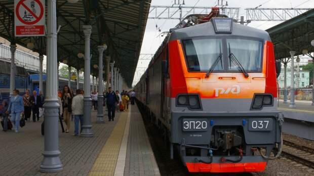 Калининградским поездам разрешили делать пассажирские остановки в Белоруссии