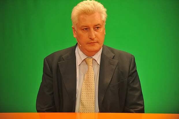 Игорь Юрьевич Коротченко, политолог, военный эксперт. Источник изображения: