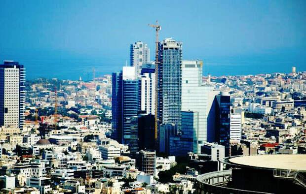 Богатый и успешный Израиль. Фото взято из доступных источников.
