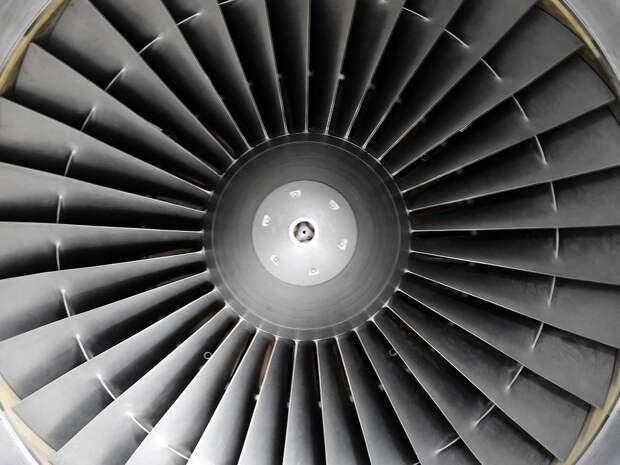 У вылетевшего из Новосибирска самолета загорелся двигатель