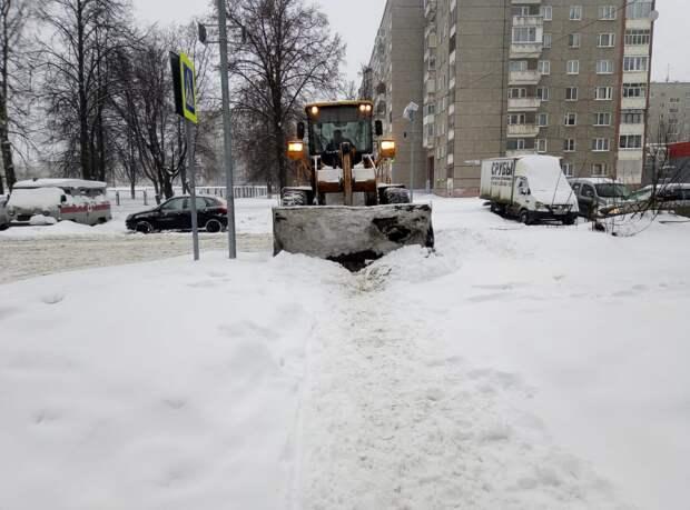 15 ДТП произошло в Ижевске в январе из-за недостатков улично-дорожной сети