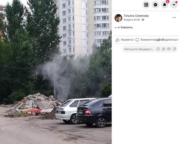 Нарушений при ремонте на Дыбенко не выявлено — префектура