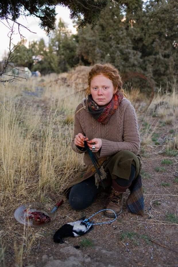 Назад к истокам: Как живут современные охотники и собиратели