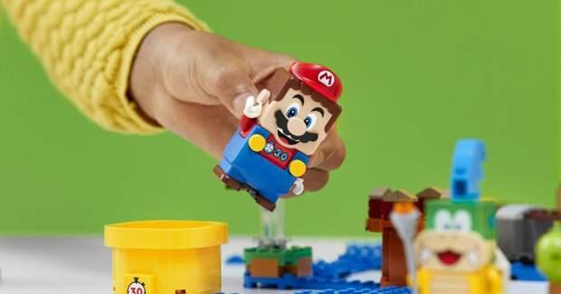 Lego Group вышла на двузначные темпы роста