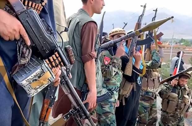 Вторжение талибов в Среднюю Азию станет проверкой для России