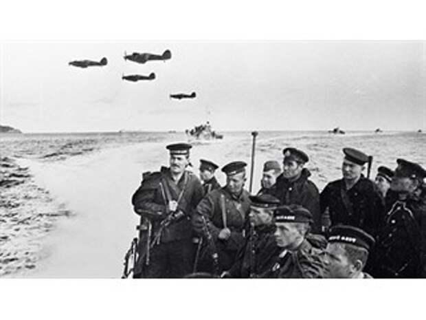 Черная смерть. Как морская пехота освобождала Мариуполь от нацистов