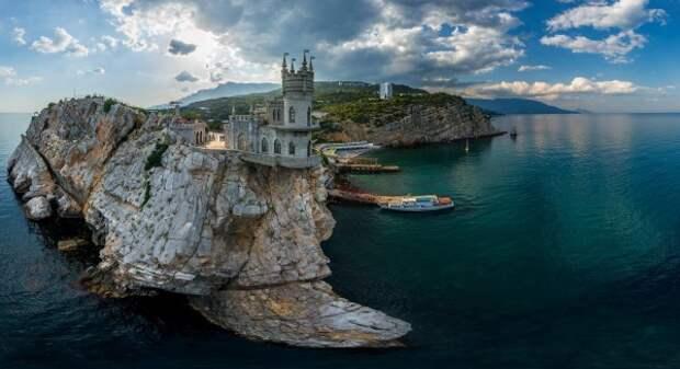 Крым может уйти под воду. Севастополь и Ялта не пострадают