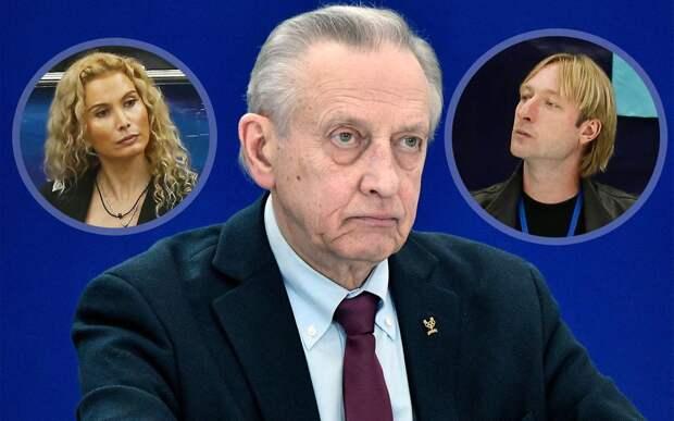Глава ФФККР Горшков — о конфликте Плющенко и Тутберидзе: «Сожалею, что такое стало происходить в нашем виде спорта»