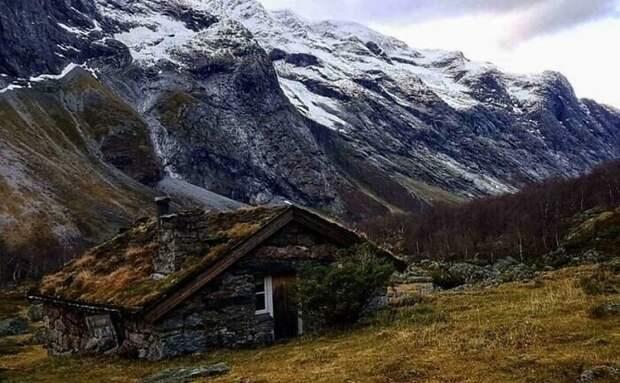 Волшебные домики на природе, которые идеально подходят для побега из города