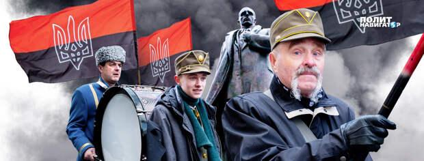Бандеровская Украина сформировалась. Население смирилось