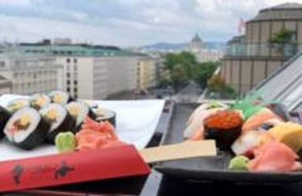 На крыше гранд-отеля Вены открылся бар | Фото