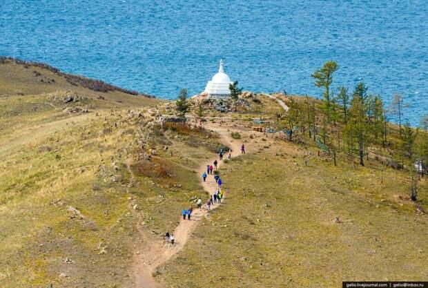 Виды Байкала
