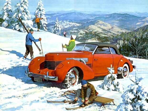 Как сохранить автомобиль в чистоте зимой.
