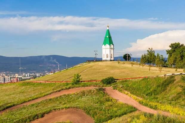 Что посмотреть в Красноярске – советы от местных