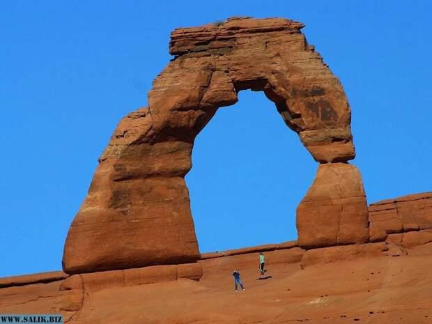 Delicate Arch.