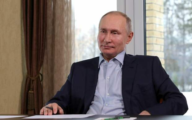 Путин оказался умнее...Или читатели «Уолл-стрит джорнэл» всё понимают...