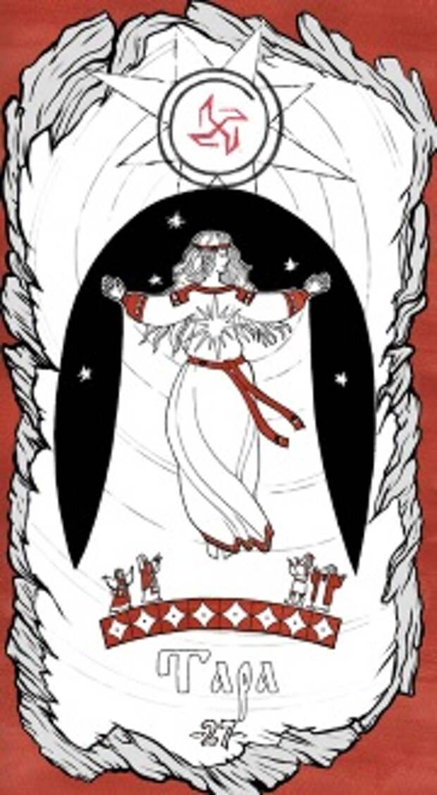 Богиня Тара