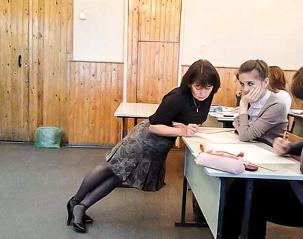 Дневничок – на стол: 18 самых смешных фото с учителями