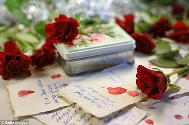 Эта трогательная фотография мужчины в День святого Валентина никого не оставит равнодушным!