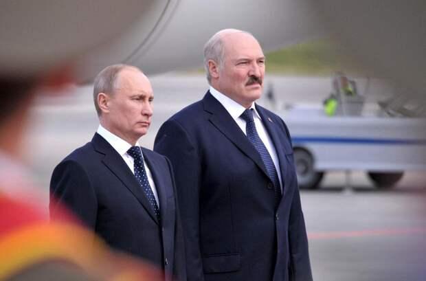 Главным защитником суверенной и независимой Белоруссии оказался президент России