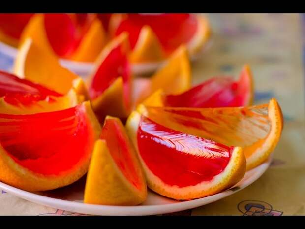 Малина: десерты и заготовки