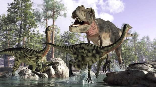 Ученые выяснили траекторию полета астероида, убившего динозавров
