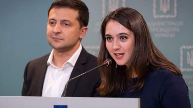 Что такого в интервью наговорила Юлия Мендель, пресс-секретарь Зеленского