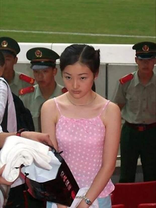 Самые красивые китаянки приговоренные к смертной казни