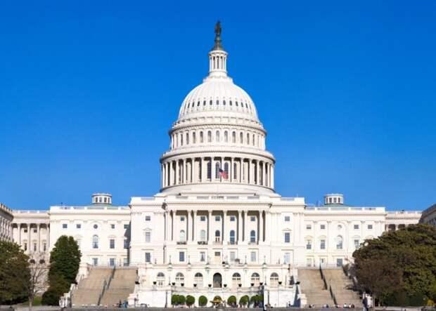 Конгресс санкции США