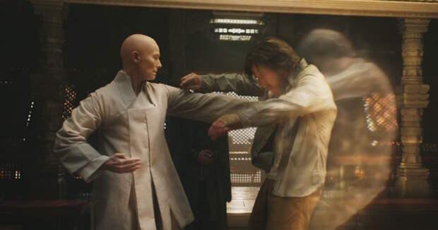 «Доктор Стрэндж»: Только свистни, он появится - Камбербэтч!