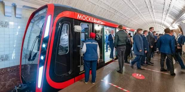 Сергей Собянин рассказал о значимых достижениях столицы в 2020 году. Фото: М.Мишин, mos.ru