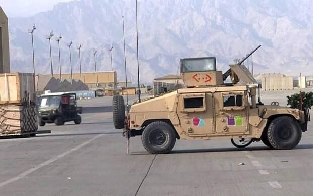 Талибам досталось американской военной техники почти на 100 млрд долларов