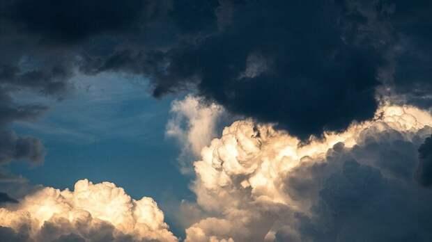 Ураганный ветер надвигается на Ростовскую область