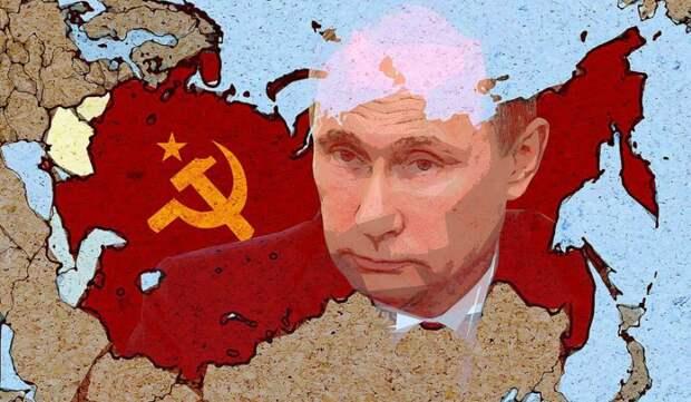 Путин об СССР, его распаде и коммунистах. Архив 1991 г.