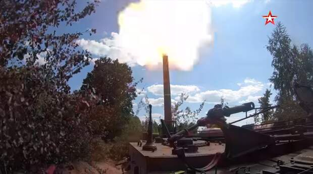 Продолжаем симметрично отвечать: стрельба из обновленных «Тюльпанов» (видео)