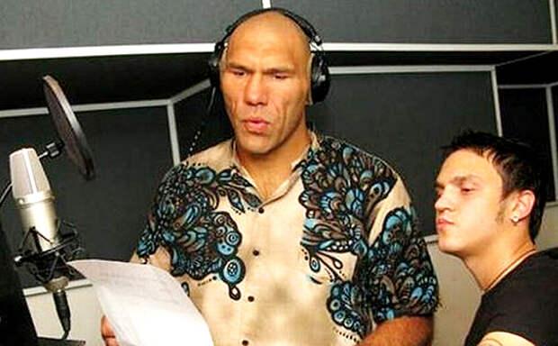Валуев записал песню про Кузбасс