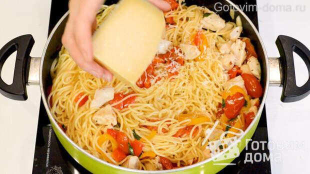 Быстрый Ужин в Одной Сковороде за 11 минут фото к рецепту 4