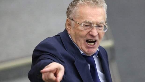 Владимир Жириновский призвал арестовать Зюганова