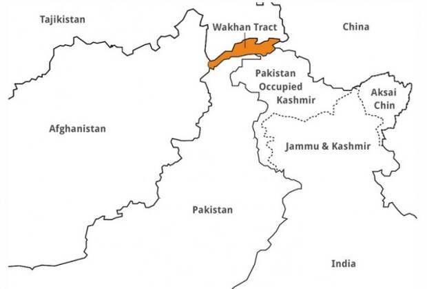 Талибы вторглись в зону интересов Китая