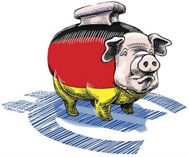 Немецкий рынок не выдержал санкций