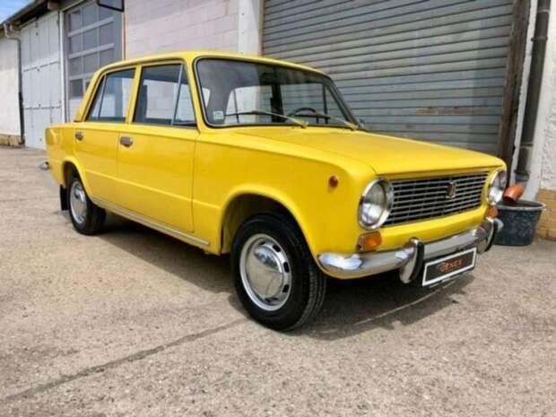 «Копейка» за15тысяч евро: вГермании продают советский седан