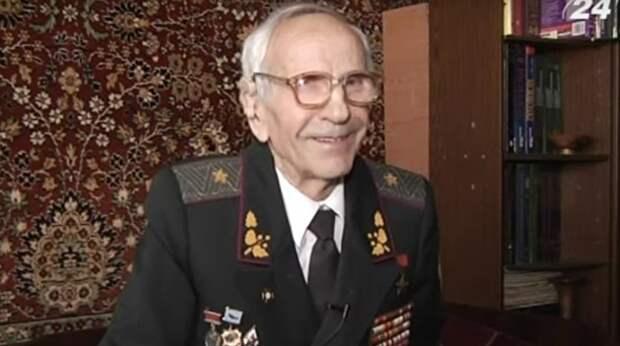 Ушёл из жизни последний украинский Герой Советского Союза