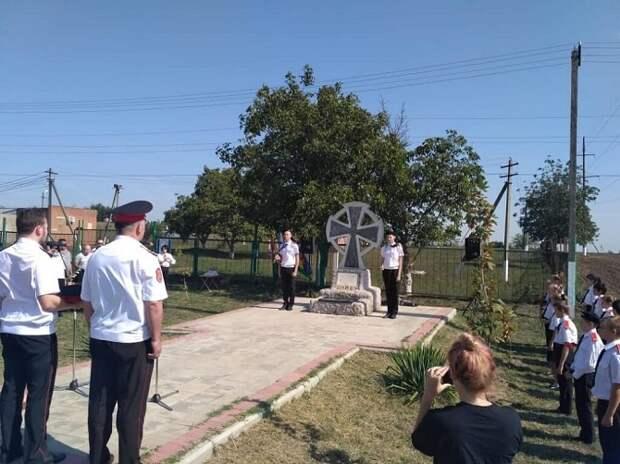 Глинские поминовения прошли в станице Васюринской