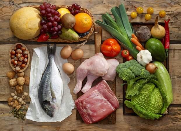 Британский врач назвал продлевающие жизнь правила питания