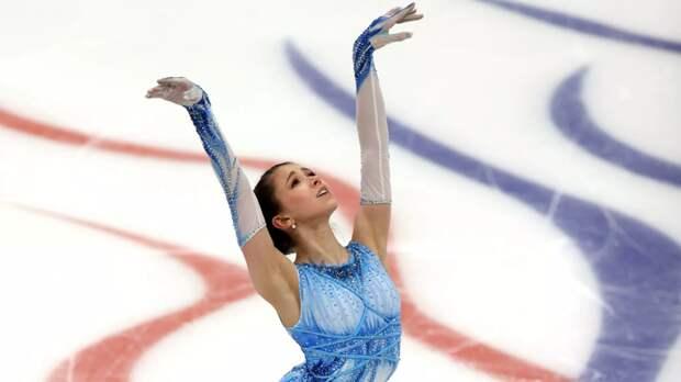 Валиева победила в финале Кубка России по фигурному катанию