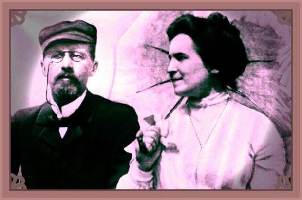 Всего 6 лет длилось хрупкое счастье Чехова и Ольги Книппер