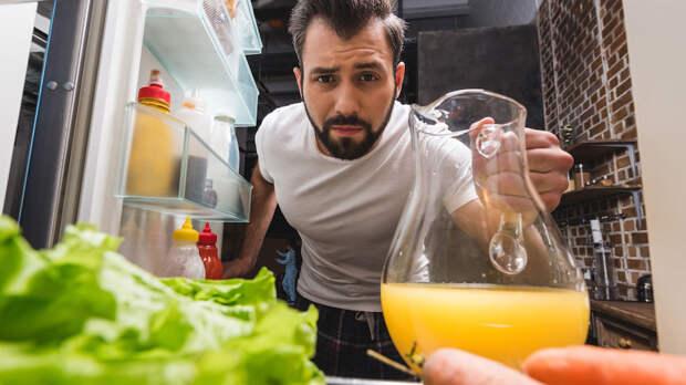 Продукты, которые помогут нам вернуться к привычной жизни после отпуска