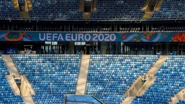 УЕФА объявил опереносе матчей Евро-2020 изДублина вСанкт-Петербург