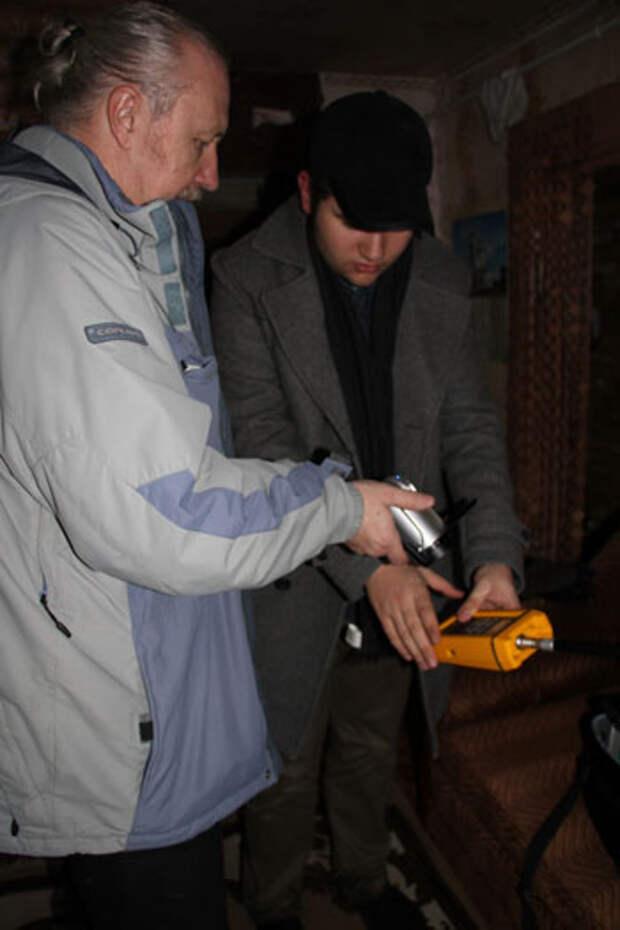 Полтергейст из Пензенской области: Кресты, когти и двуногое чудовище
