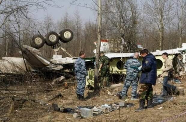 Смоленская катастрофа 2010 года до сих пор вызывает вопросы у поляков